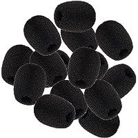 JZZJ Revers Headset Microfoon Windschermen, Foam Microfoon Covers, Mini Size, 15 Pack door JZZJ
