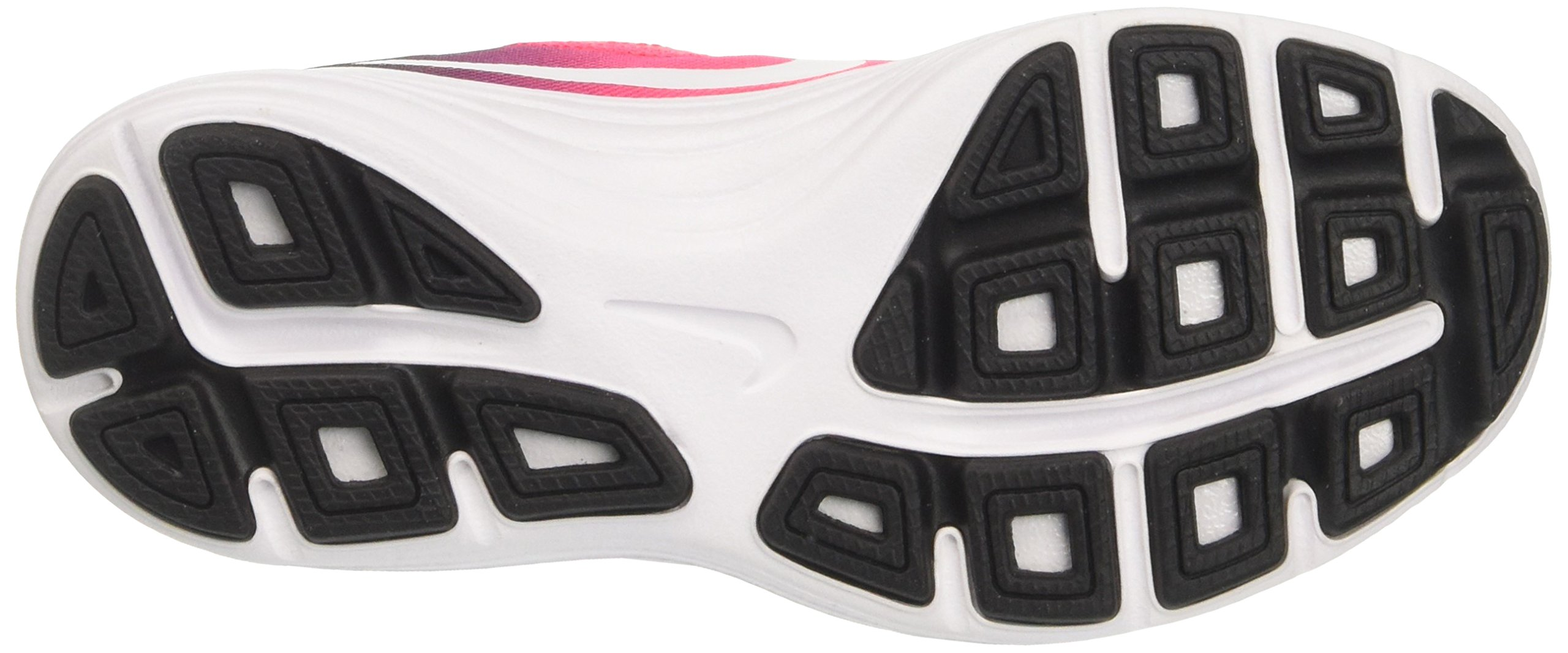 NIKE Kids' Revolution 3 (Psv) Running-Shoes, Black/White/Racer Pink/Black, 1 M US Little Kid by Nike (Image #3)