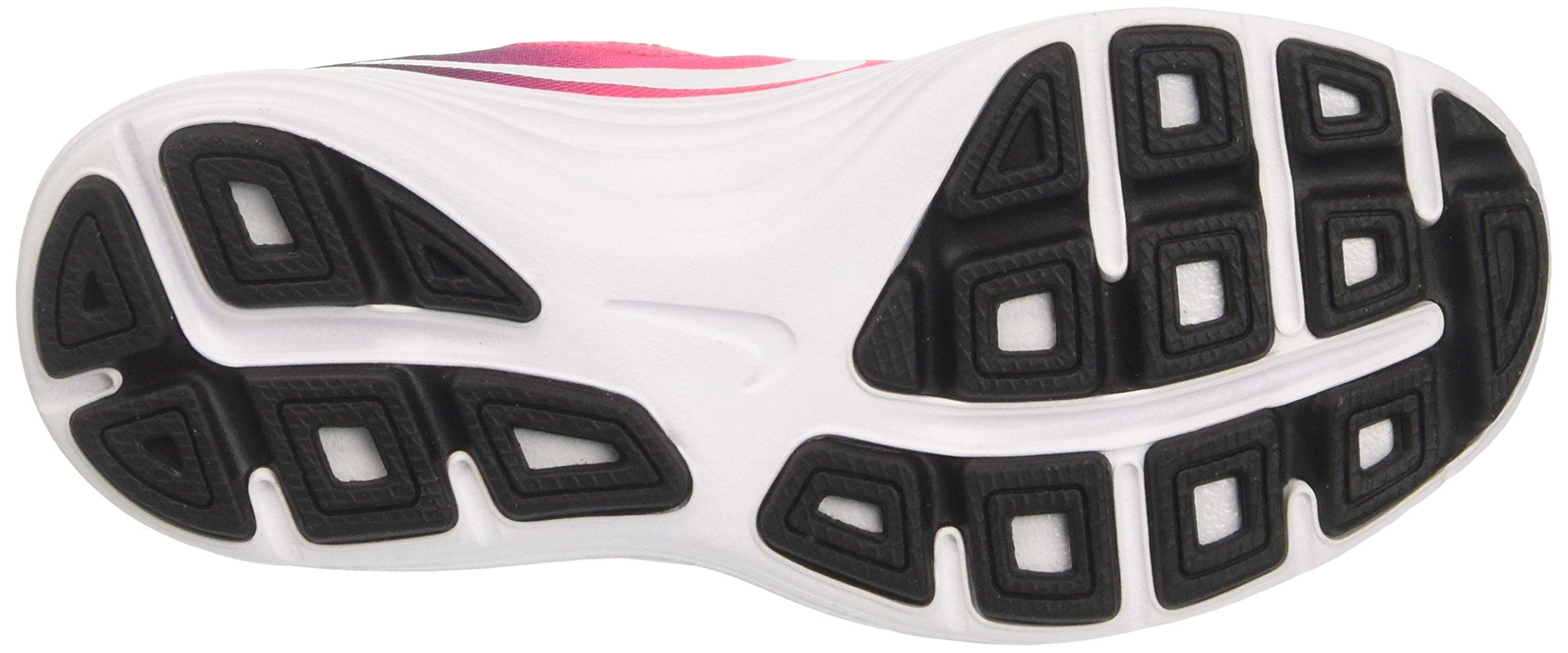 NIKE Kids' Revolution 3 (Psv) Running-Shoes, Black/White/Racer Pink/Black, 1.5 M US Little Kid by Nike (Image #3)