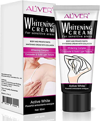 Kojic Acid Whitening Bleaching Body Cream Skin Lotion Moisturizing Lightening Hand Cream
