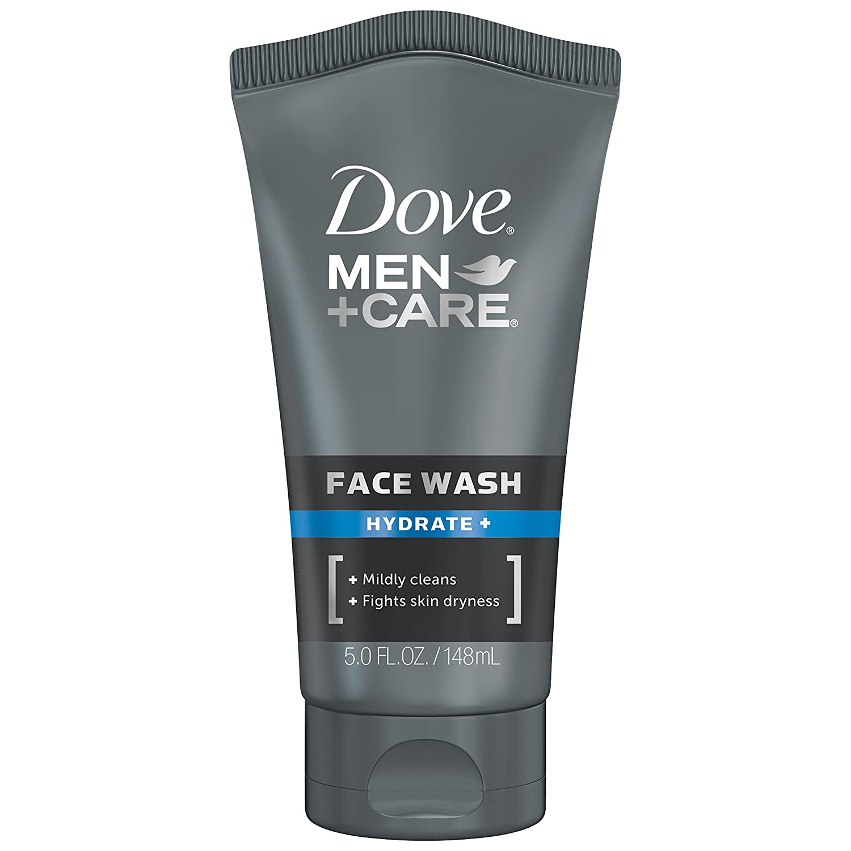 Dove Men+Care Face Scrub, Deep Clean Plus 5 oz. 10011111333885