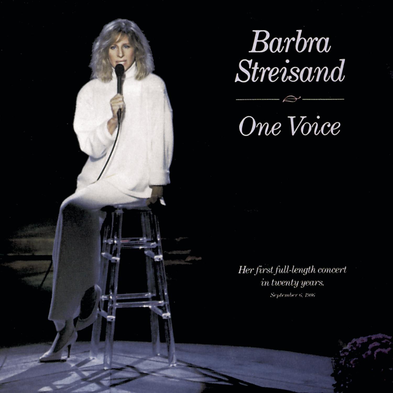 CD Barbra Streisand Youre The Voice