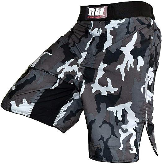 MMA Fight Shorts Boxing Martial Arts UFC Grappling Cage Kick Muay Thai