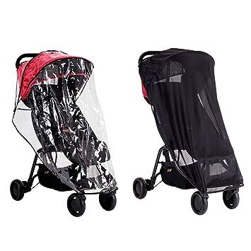 Baby Push Stroller Rain Resistant Waterproof Cover Pram Chair Buggy