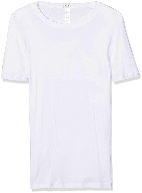 Hom Men's Cosy T-Shirt Crew Neck Tubulaire Vest