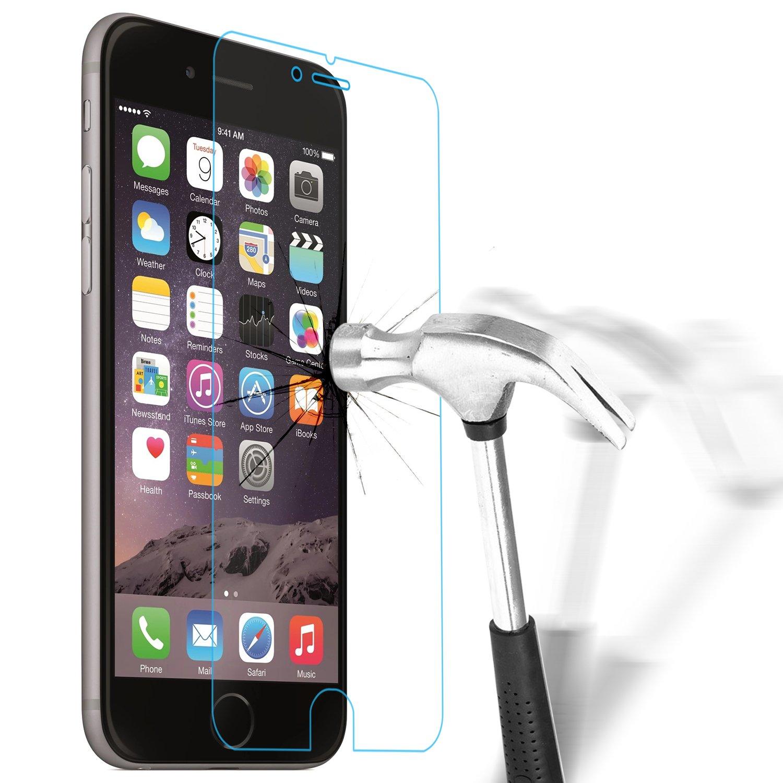 iPhone 6S Schutzglas Bingsale Gehärtetem Glas Schutzfolie Displayschutzfolie Panzerglas für iPhone 6S iPhone 6S