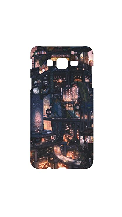 Japanese 3D Wallpaper Case For Samsung Galaxy J7 SM J700