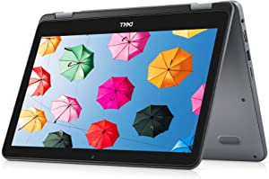 "Dell Inspiron 11 3195 Premium 2 in 1 Laptop I 11.6"" HD Touchscreen Display I 7th Generation AMD A9-9420e I 4GB DDR4 128GB SSD I Radeon R5 Graphics HDMI WiFi Bluetooth Win 10"