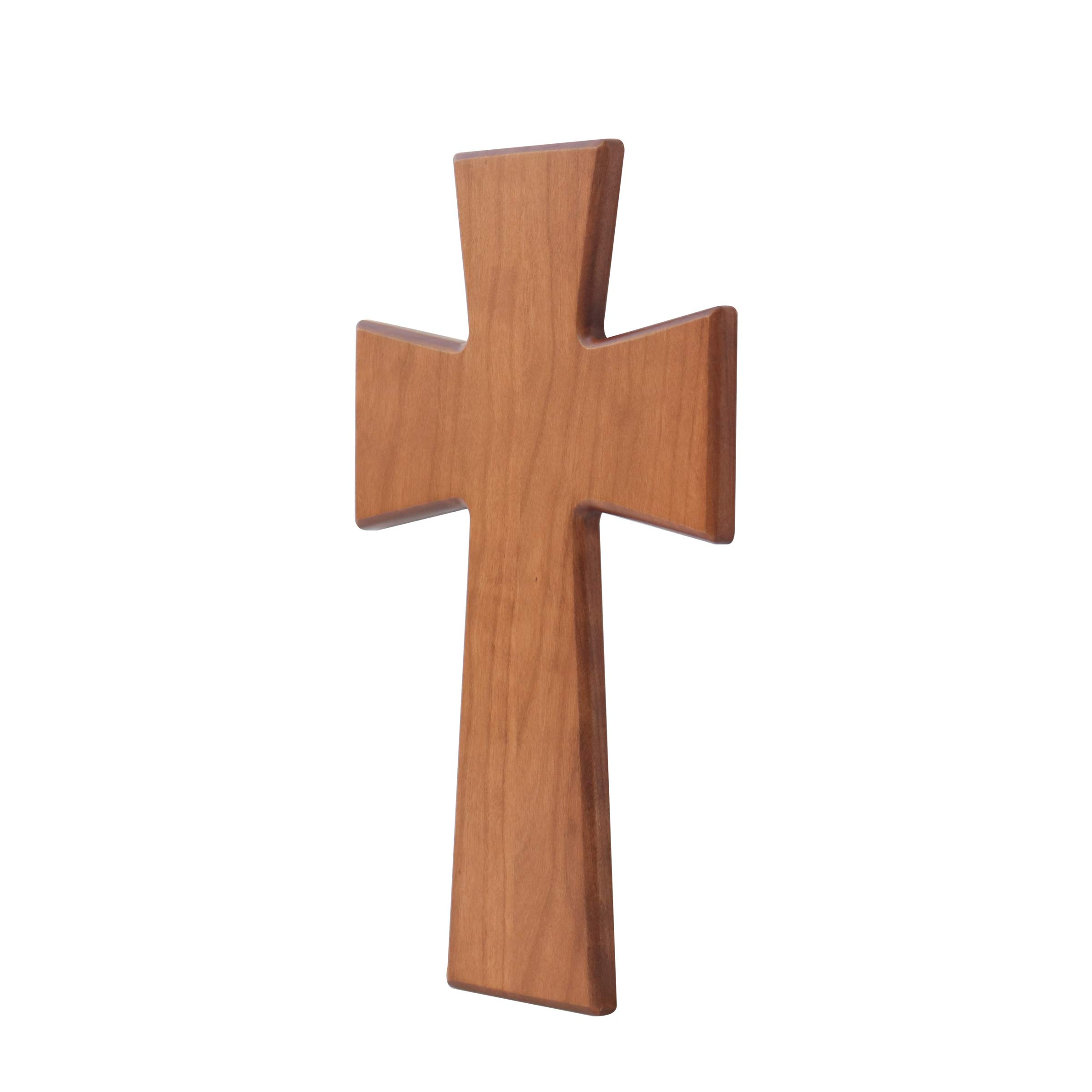 LifeSong Milestones Personalized Spanish Wedding 1st Idea for Him Her Bride Groom Husband Wife Couple Decorative Wooden Wall Cherry Cross Keepsake (Cherry) by LifeSong Milestones (Image #2)