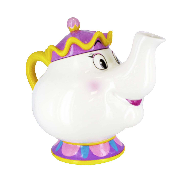 Paladone Products Ltd Disney Beauty and The Beast Mrs Potts Teapot