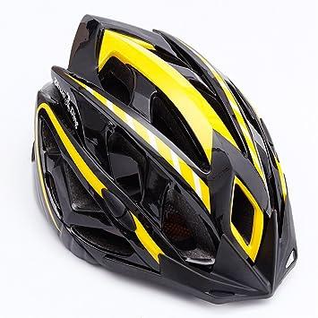 250g EPS Casco De Bicicleta Verde, Casco De Montar Material De PC Moldeadas Integralmente Agujero