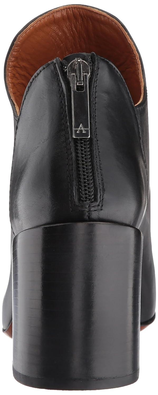 Aquatalia Women's Francesca Calf Ankle Boot B06VVCSW6P 6.5 B(M) US|Black