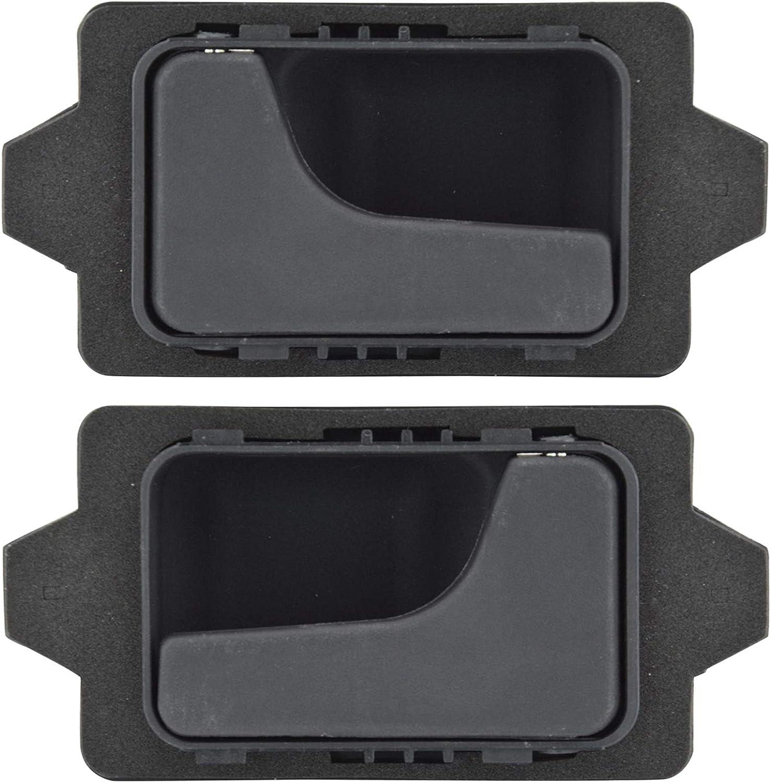 Front /& Rear Left Driver Side Inside Interior Door handle for BMW 5 7 Series