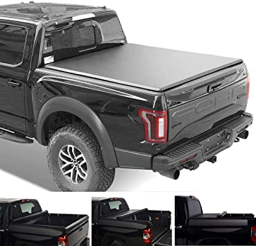 Amazon Com Mgpro 6 4ft 76 Waterproof Soft Roll Up W Locks Truck Bed Tonneau Cover Assembly Rails Install Instruction For 2019 2020 Ram 1500 Automotive