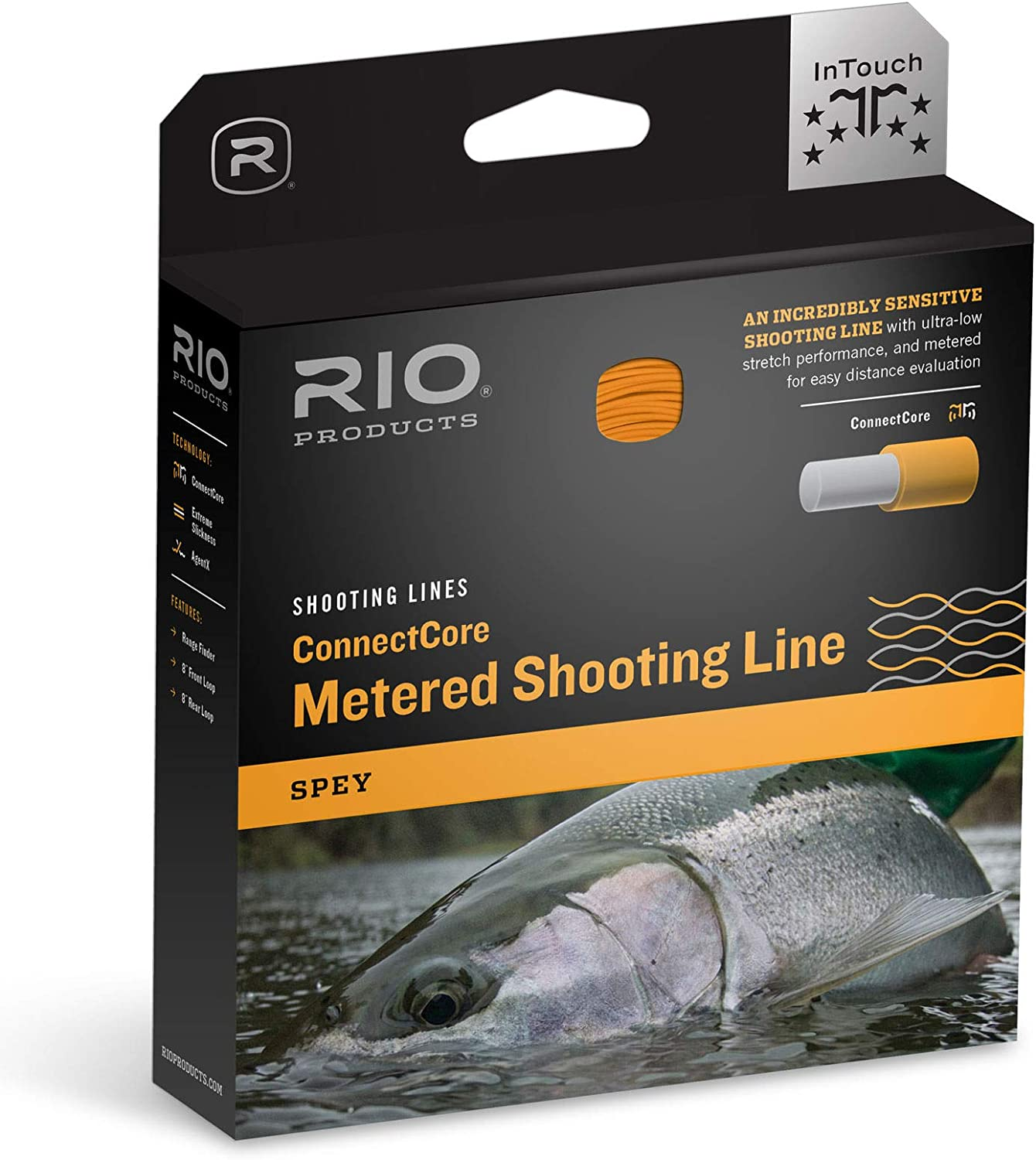 RIO Products InTouch Trout Spey Shooting Head
