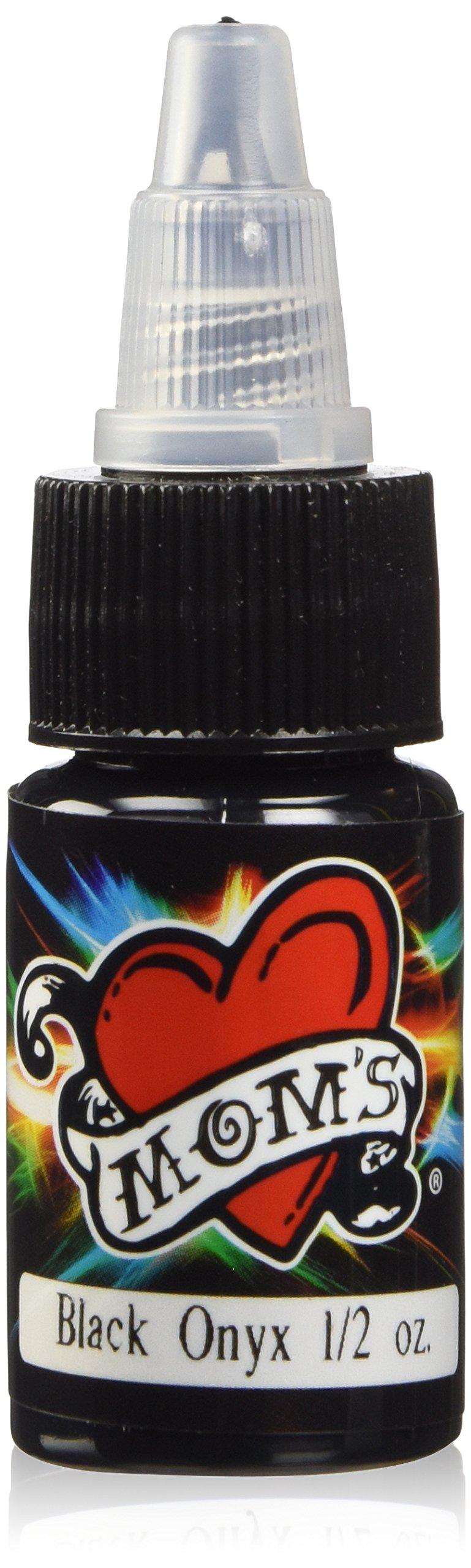 BLACK ONYX Millennium Moms 1/2oz Tattoo Ink Mom's Millenium Milennium Pigment