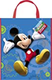"""Large Plastic Mickey Mouse Goodie Bag, 13"""" x 11"""""""