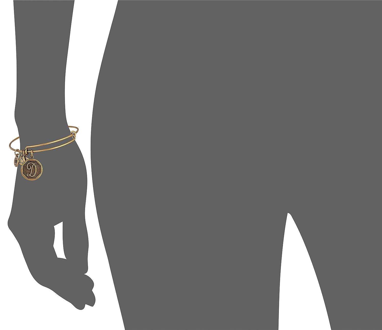 Alex Ani Initial Expandable Bracelet Image 2