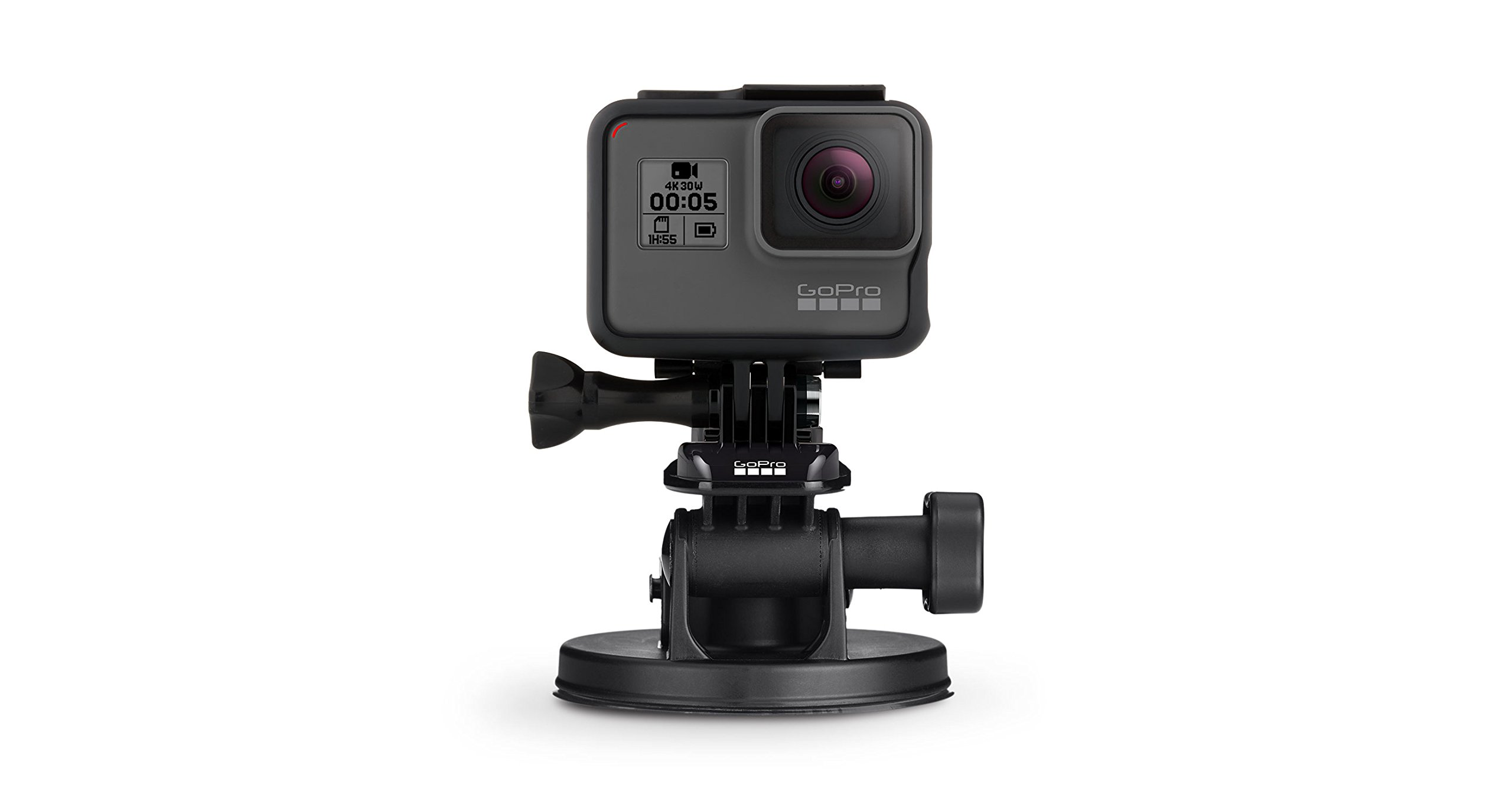 GoPro Suction Cup Mount (GoPro Official Mount) by GoPro