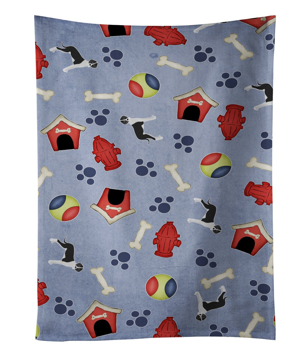 Multicolor Carolines Treasures BB4074KTWL Dog House Collection Tan Chihuahua Kitchen Towel 25 x 15
