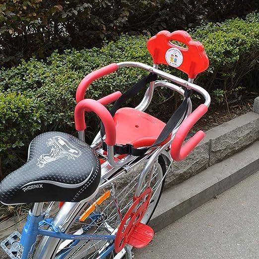 FHGH Silla Bicicleta NiñO,Los NiñOs Medianos Y Grandes Aumentan La ...