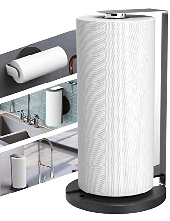 Amazoncom Basa Paper Towel Holder 2018 New Under Cabinet Paper