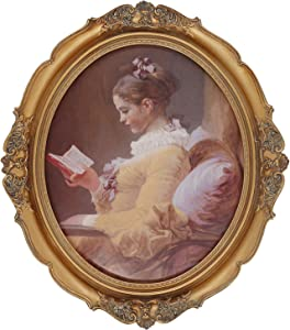 Sweepstakes - Simon's Shop Baroque Oval Frame 8x10...