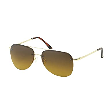 1f94a3504f1 Image Unavailable. Image not available for. Color  Eagle Eyes LARISSA Aviator  Sunglasses ...