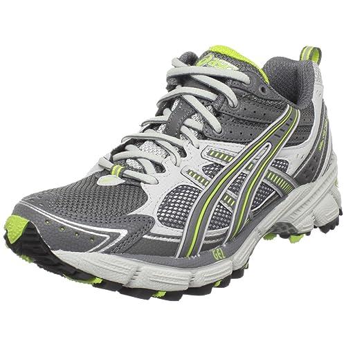 797a1e99d2 Asics Gel-Aztec MT - Zapatillas de running de sintético para mujer  Storm/Charcoal/Kiwi 41: Amazon.es: Zapatos y complementos
