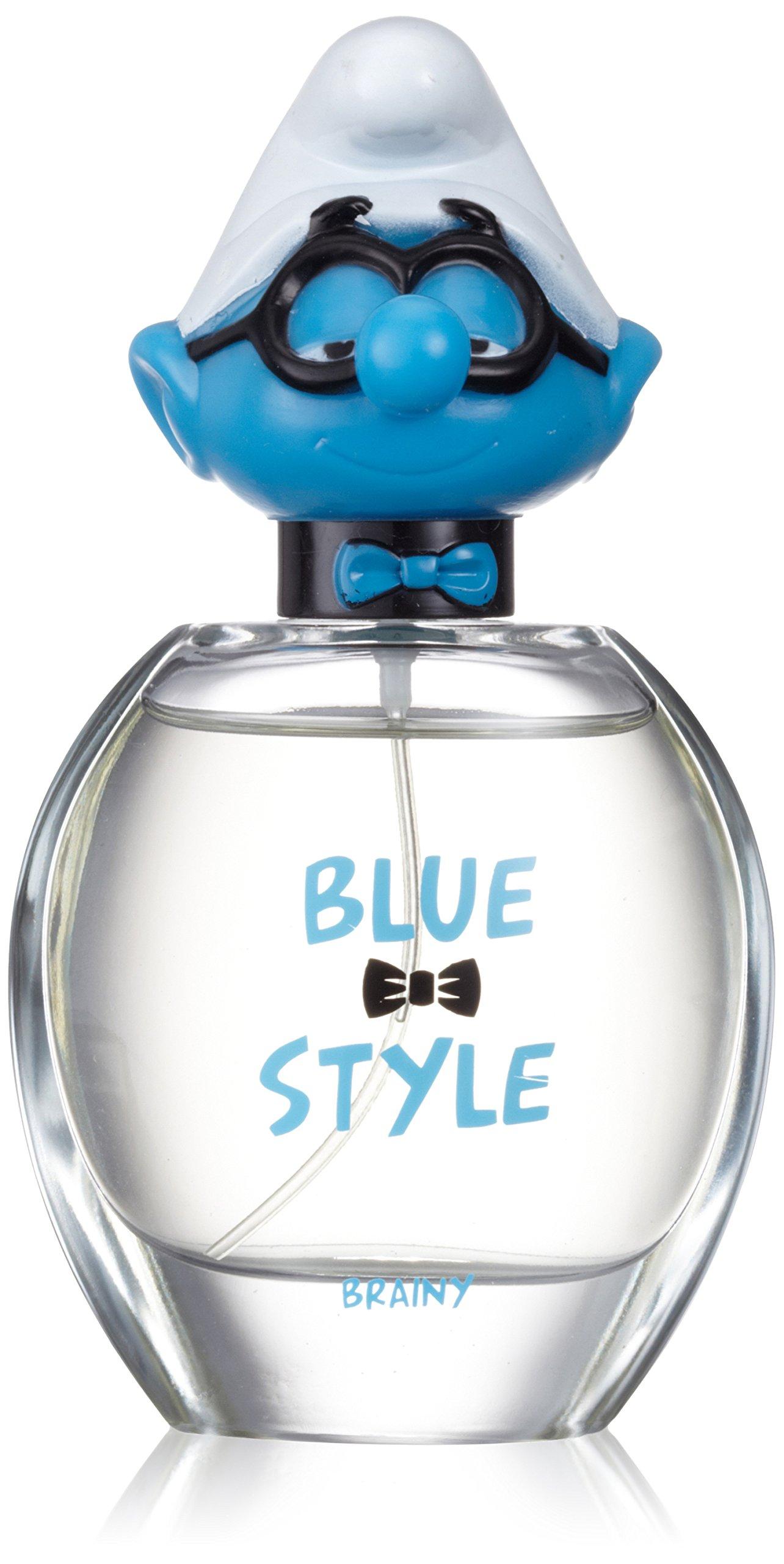 First American Brands Kids Smurfs 3D Brainy Perfume, 1.7 Ounce