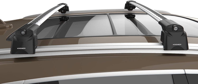 Kremer 56618 Dachträger Silber Auto