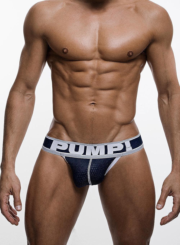 Pump Thunder Mesh Stretch Sports Jock Strap