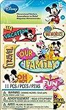 EK Success Disney Dimensional Stickers, Mickey Family
