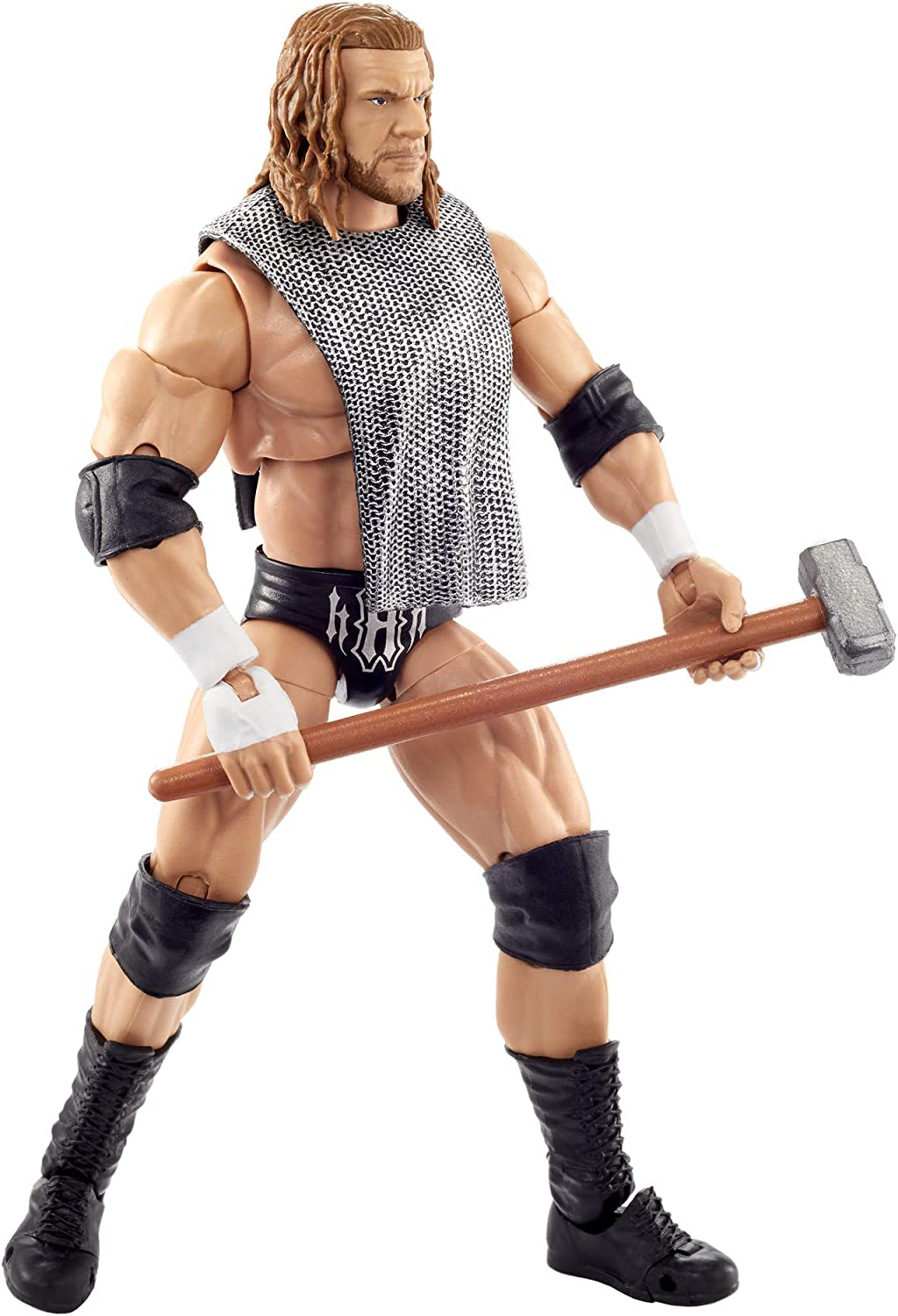 WWE Ultimate Edition 6-inch Action Figure, Tripple H