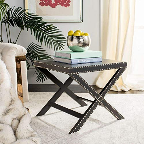 Safavieh Home Collection Jeanine Grey X End Table