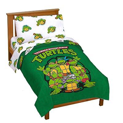 "20/"" X 30/"" Teenage Mutant Ninja Turtles Super Soft Standard Pillowcase"