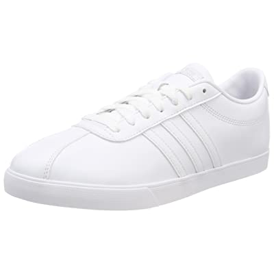 adidas Courtset W, Baskets Femme, Blanc