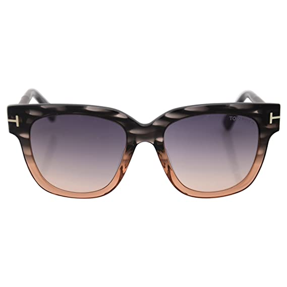 8ce9f6128e9d9 Tom Ford FT0436 Tracy 20B - Grey Peach  Amazon.in  Clothing   Accessories