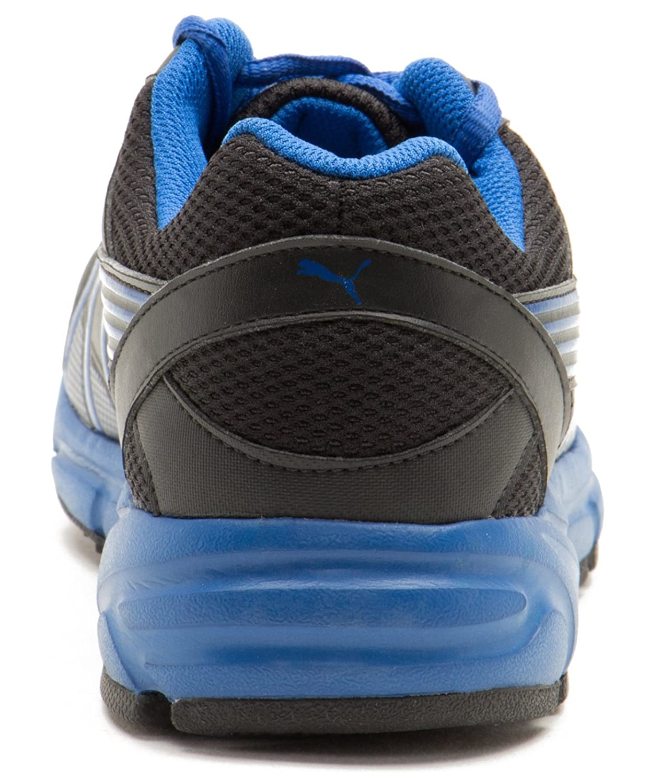 Zapatillas De Deporte Dp Plutón Negro Y Azul Puma 1NncHSYBe