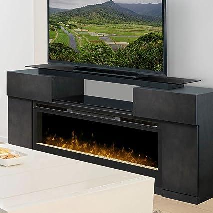 amazon com dimplex concord 73 electric fireplace entertainment rh amazon com electric fireplace entertainment center lowes electric fireplace entertainment center diy