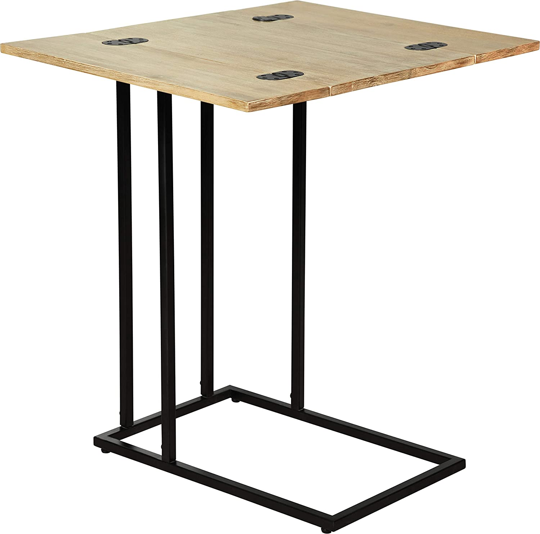 Serta FUST10079A Harton C Side Table Natural