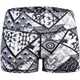 Epic MMA Gear 3 Stretchy Active Fitness Yoga Running Exercise Workout Shorts Side Pockets