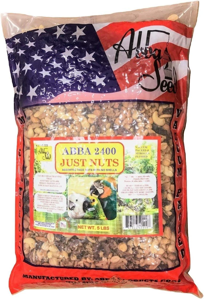 ABBA 2400 Just Nuts 5lbs