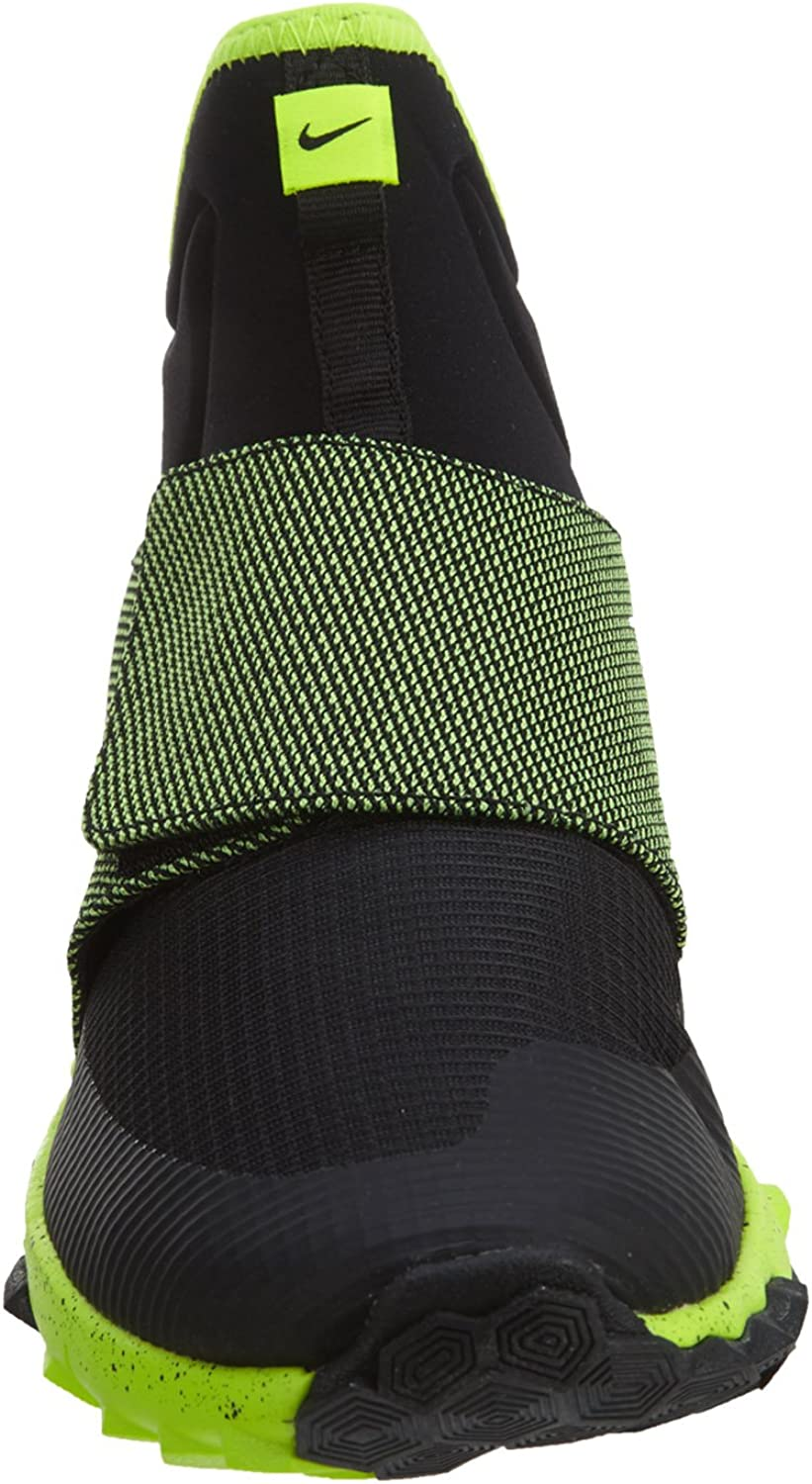 Nike Roshe Mid Winter Stamina GS 859621 Boys Sneaker boot Leather and Synthetic