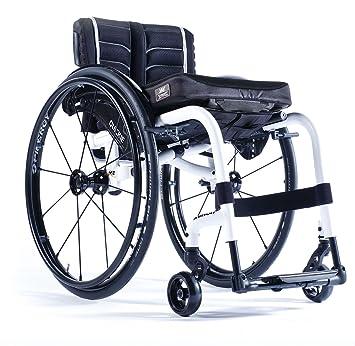 Sunrise Medical Quickie Xenon 2 FF - Silla de ruedas plegable: Amazon.es: Salud y cuidado personal