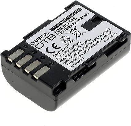 dc-gh5m Fotocamera Batteria per Panasonic Lumix dc-gh5 dc-gh5l