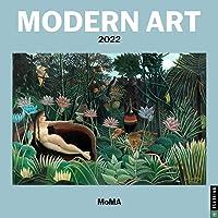 Modern Art 2022 Wall Calendar