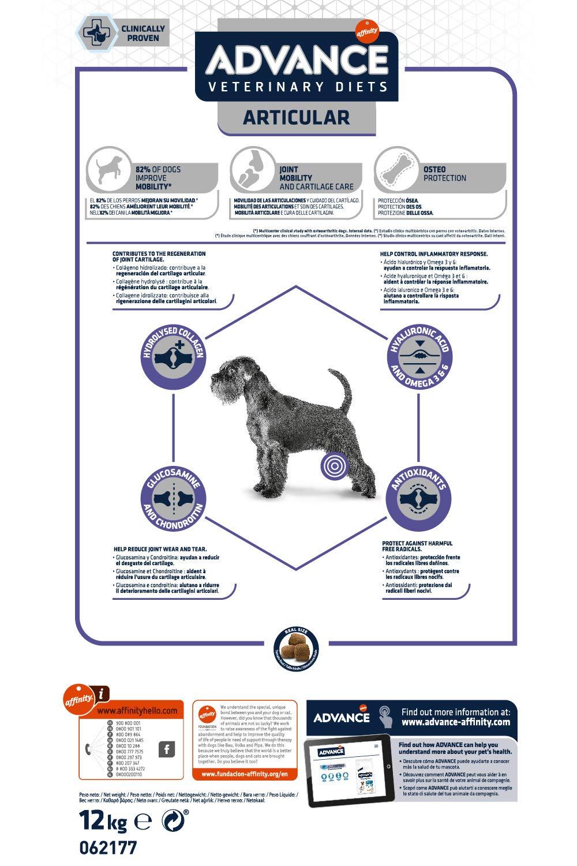 Advance Diets Articular Care Pienso para Perro con Pollo - 12 Kg: Amazon.es: Productos para mascotas