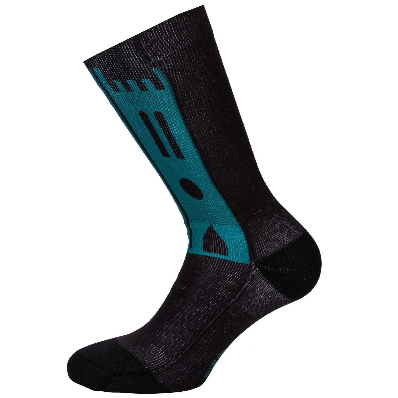 Reebok Black Mens Crossfit Regionals Socks