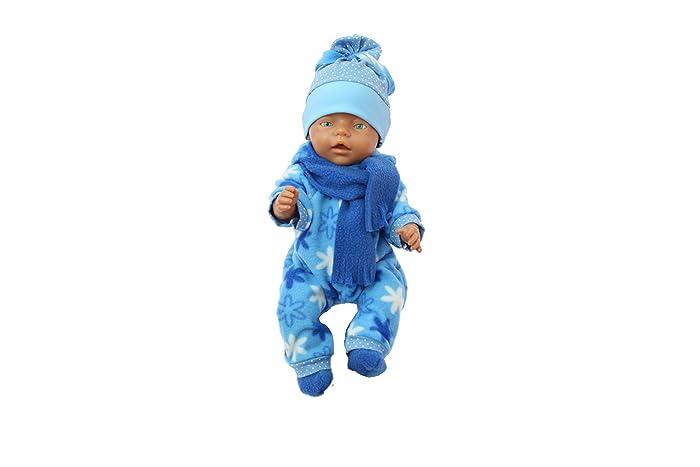 Puppen & Zubehör Puppenkleidung 43 cm